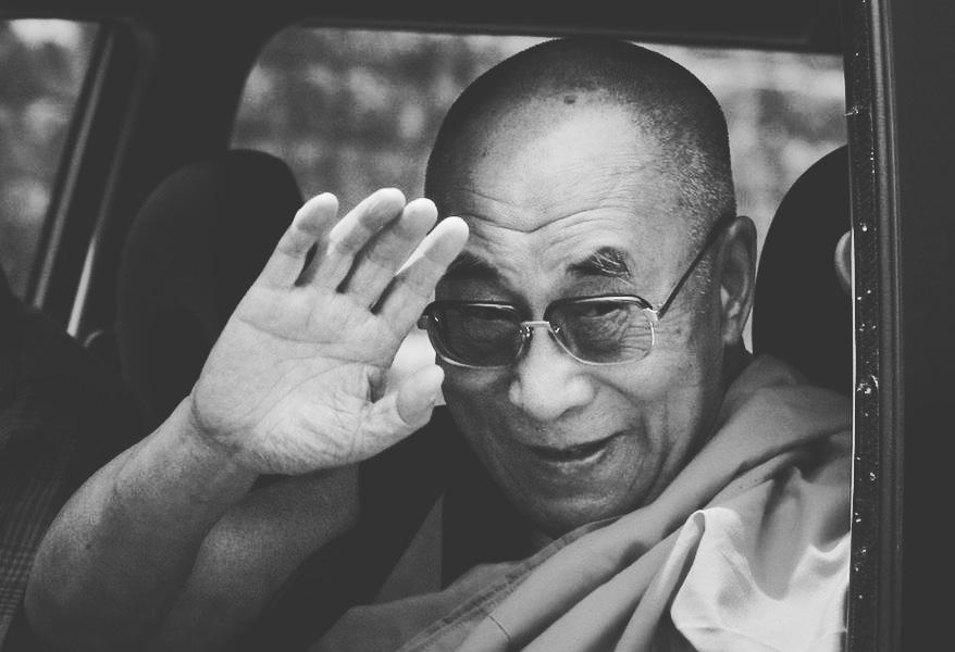 Dalai lama comes toSouthport
